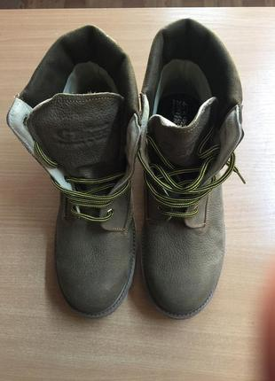 Мужской ботинки италия