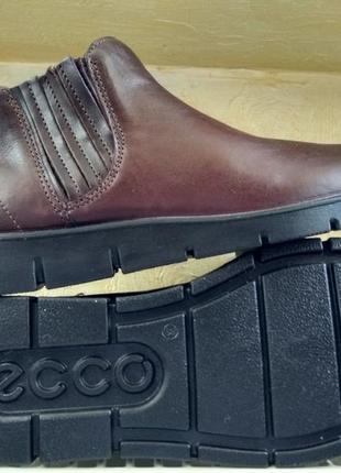 Ботинки ecco bella (38р) оригинал! -20%