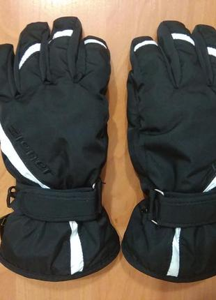 Перчатки ziener gore-tex лыжные теплые размер 3