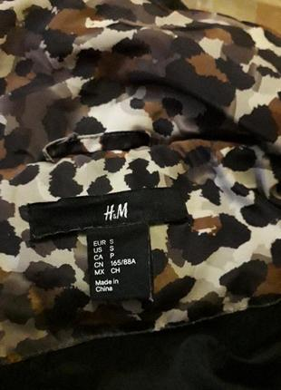 Леопардовая куртка6 фото