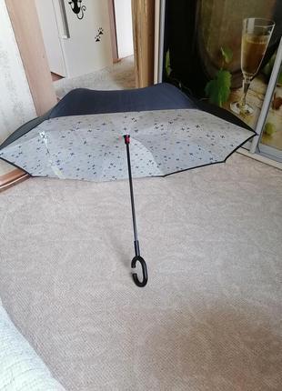 Продам зонт наоборот