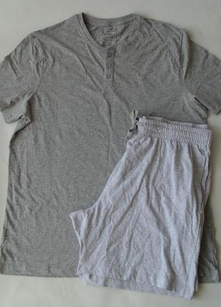 Пижама домашний костюм george-primark л