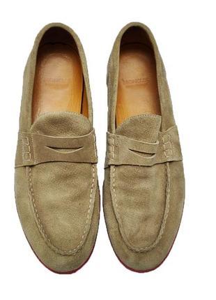 Лоферы туфли moncler