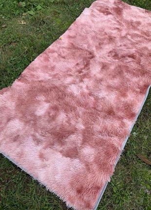 Пушистый коврик, ковер с длинным ворсом, коврик для комнаты, коврик травка для декора