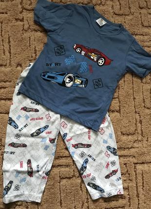 Пижамка на мальчика