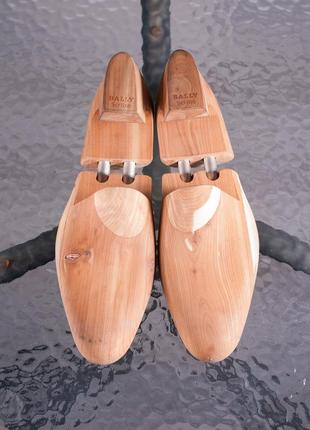 Формодержатели bally 43-43,5 колодки деревянные для обуви оригинал