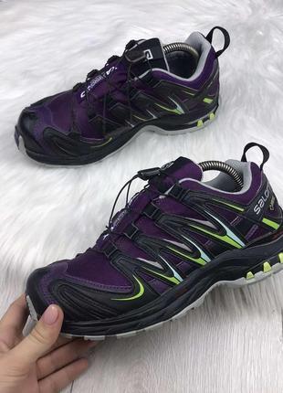 Salomon gore-tex жіночі кросівки