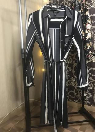 Супер платье-рубашка