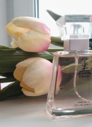 Шок цена!парфюмерная вода для женщин kaori 55 мл.3 фото