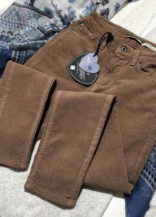 Новые вельветовые штаны италия please made in italy вельвети