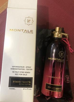 Парфумована вода montale starry night унісекс 100мл (тестер)