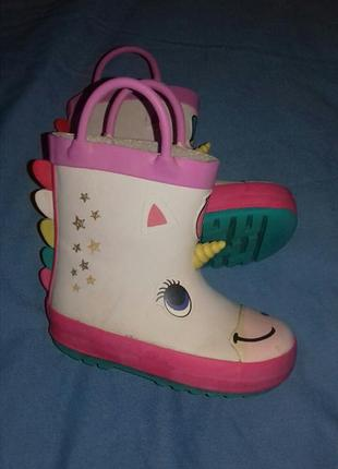 Резиновые сапожки, гумові чоботи, чобітки резинячки