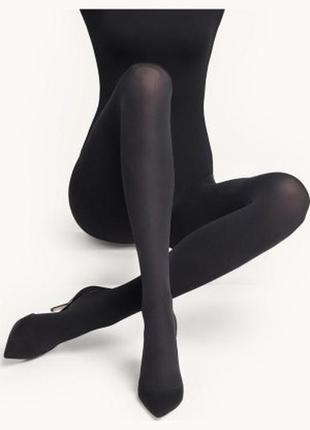 Женские хлопковые колготки legs fashion 39945