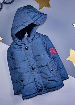 Курточка на 12 мес/80 см