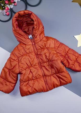Курточка на 9 мес/74 см