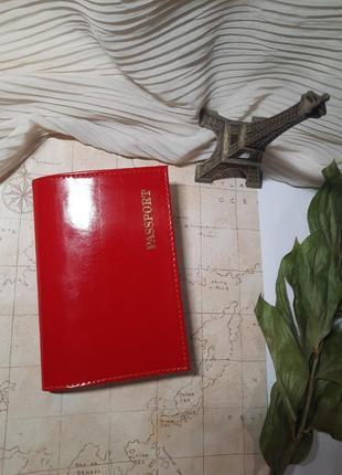 Обложка чехол на па поспорт украина , загран из натуральной кожи