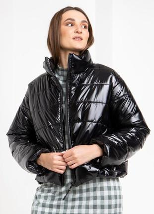 Зимняя объемная куртка
