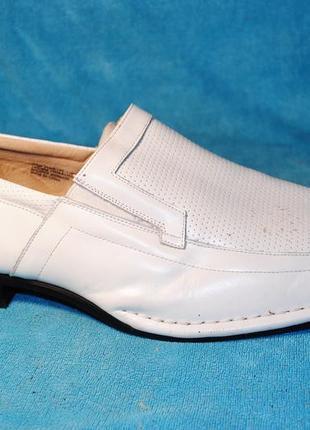 Stacy adams туфли кожа 48 размер