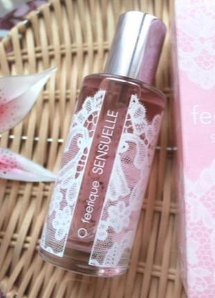 Дешевле только здесь  💣💣💣! парфюмерная вода o feerique sensuelle от faberlic 50мл.