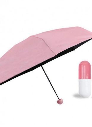 Мини-зонт в капсуле
