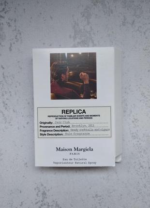 Пробник парфума replica maison margiela