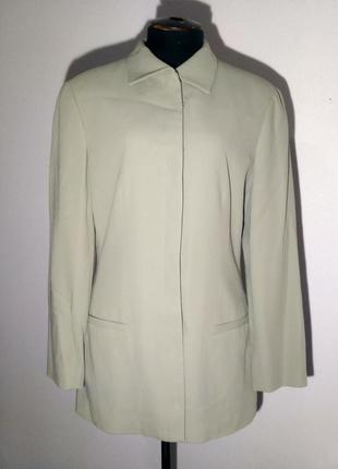 Шерстяной жакет, пиджак giorgio armani