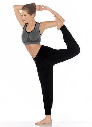 Брюки для йоги crivit германия размер 40-42