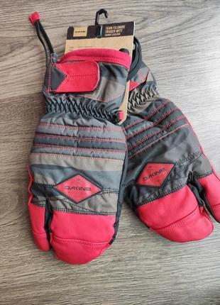 Рукавиці для сноубордиста перчатки dakine