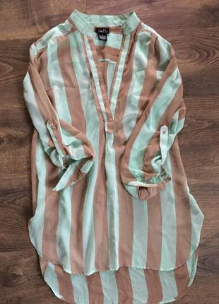 Шифонова легка блузка