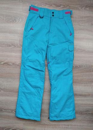 Новые лыжные штаны подростковые