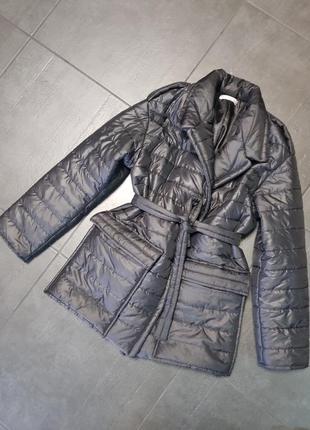 Крутая универсальная куртка- пальто осень/весна