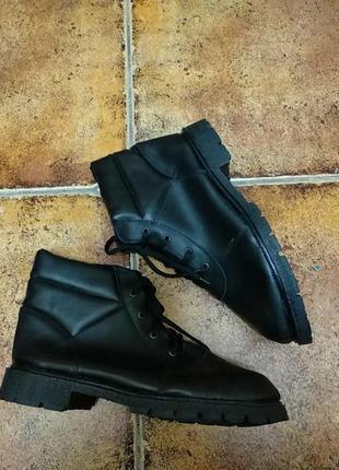 Зимнии рабочие ботинки