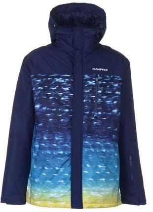 Чоловіча куртка лижна термокуртка campri оригінал