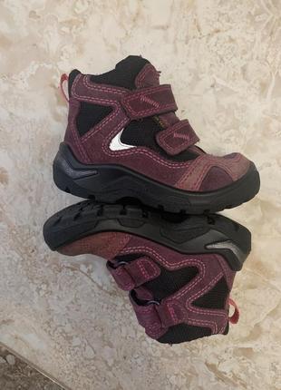 Зимние ботинки для девочки.