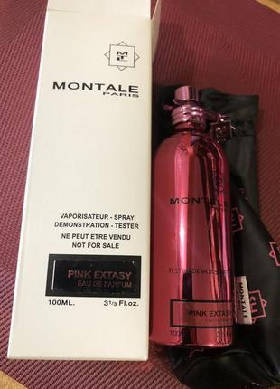 Парфюм montale pink extasy ( монталь пинк экстази), тестер, женский 100 мл