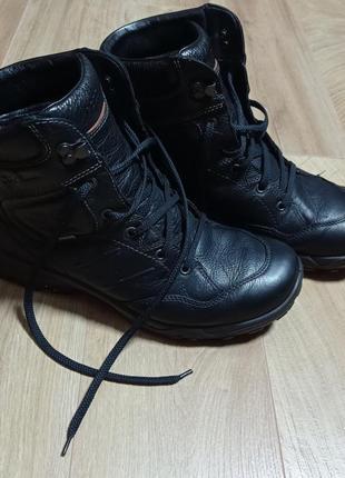 Зимове взуття ecco