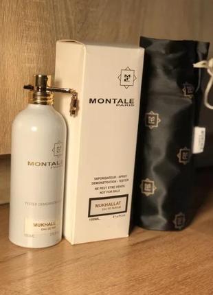 Montale mukhallat парфюмированная вода, унисекс, тестер, 100 мл