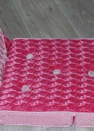Фирменный лежак-диван для кота или маленькой собачки!новое состояние