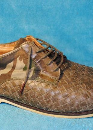 Туфли кожа 45 размер