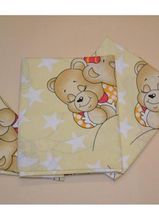 Детское постельное белье (комплект)