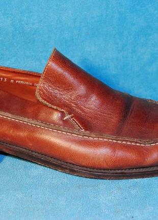 Туфли кожа donald pliner 47 размер
