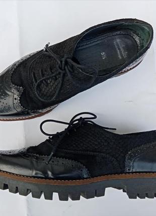 Броги/оксфорды/ туфли