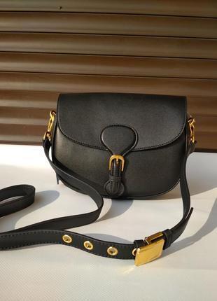Кросс-боди женская сумка кожа