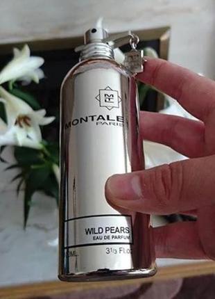 Montale wild pears парфюмированная вода, унисекс, тестер, 100 мл