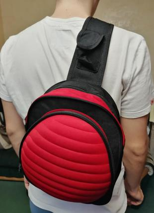 Рюкзак для велопрогулок или пеших прогулок.