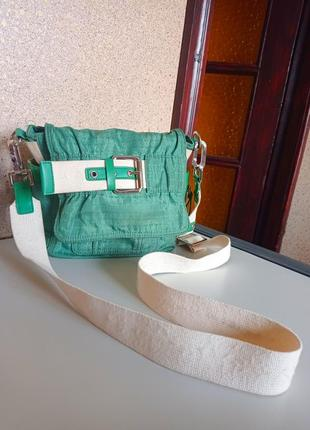 Dkny сумка на длинном ремне оригинал.