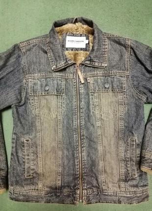 Куртка демисезонная tom tailor. размер s.