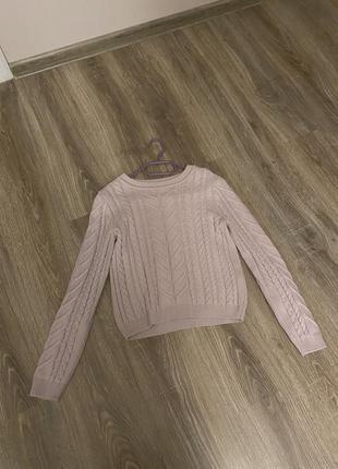 Тёплый свитер , размер с- м