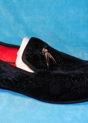 Туфли велюр mejiana 43 размер