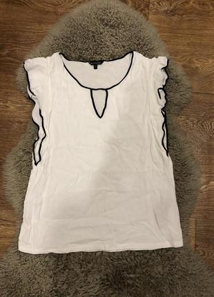 Шикарная блуза massimo dutti
